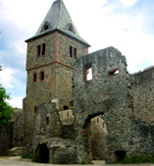 Castle Frankenstein Darmstadt - Mary Shelley Inspiration and