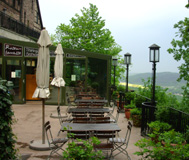 Where To Park A Car At Wartburg Castle Eisenach Germany