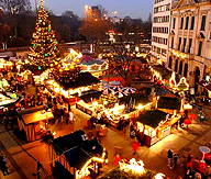 Dusseldorf Christmas Market - Free Ice-Skating, Crafts and Spiced ...