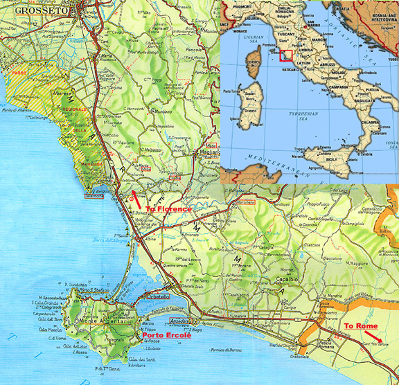 Southern France And Italy Tours
