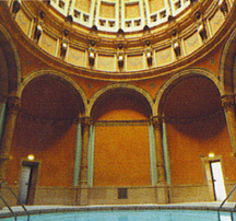 Friedrichsbad bath house palace photo