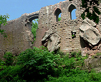 Old Castle at Haut Koenigsbourg photo