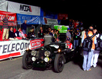 Mille Miglia 1000 Miles Italy vintage car race event photo