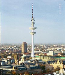 Sight Seeing Observation Towers In Europe Hamburg Praque