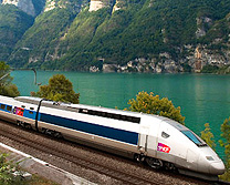 tgv lyria paris to geneva and beyond france to switzerland high speed trains. Black Bedroom Furniture Sets. Home Design Ideas